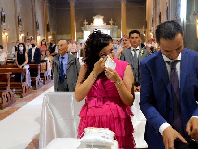 Il matrimonio di Martino e Viviana a Legnago, Verona 13