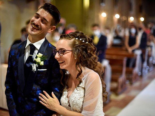 Il matrimonio di Martino e Viviana a Legnago, Verona 15