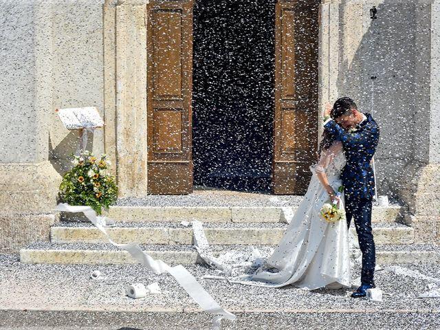 Il matrimonio di Martino e Viviana a Legnago, Verona 17