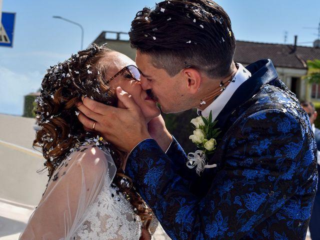 Le nozze di Viviana e Martino