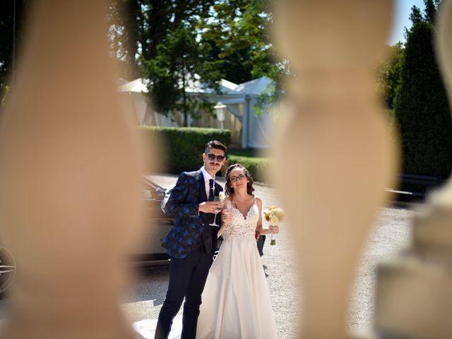 Il matrimonio di Martino e Viviana a Legnago, Verona 21