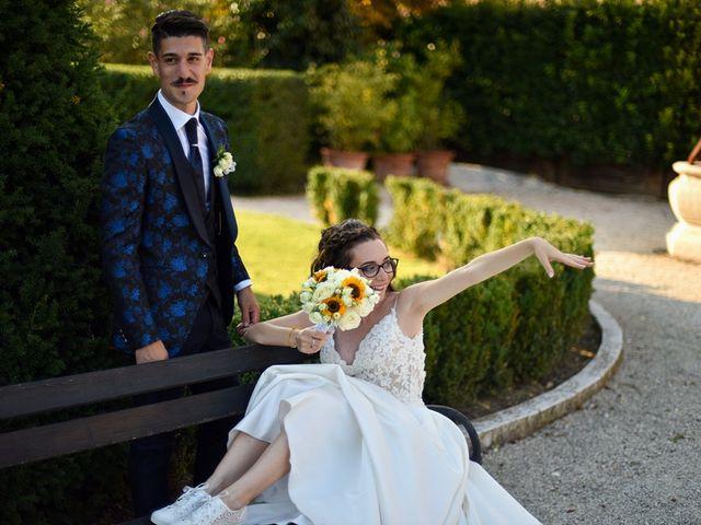 Il matrimonio di Martino e Viviana a Legnago, Verona 22