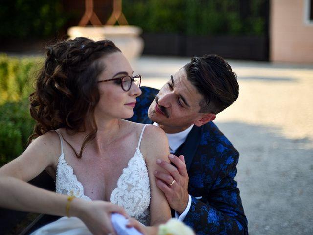 Il matrimonio di Martino e Viviana a Legnago, Verona 23