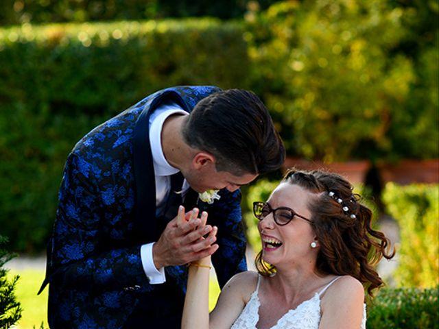 Il matrimonio di Martino e Viviana a Legnago, Verona 26