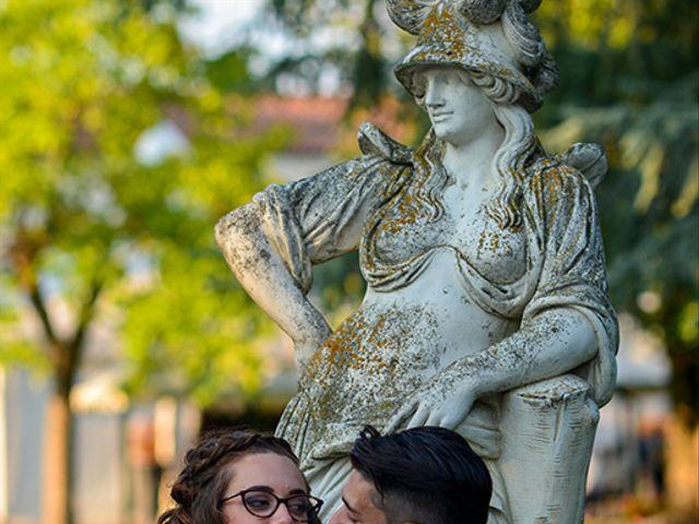 Il matrimonio di Martino e Viviana a Legnago, Verona 33