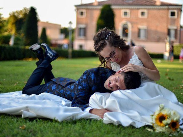 Il matrimonio di Martino e Viviana a Legnago, Verona 35
