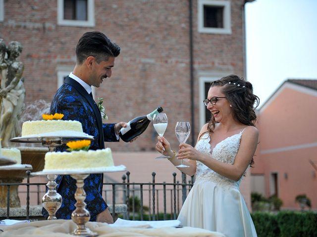 Il matrimonio di Martino e Viviana a Legnago, Verona 39