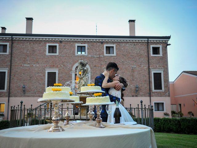 Il matrimonio di Martino e Viviana a Legnago, Verona 40