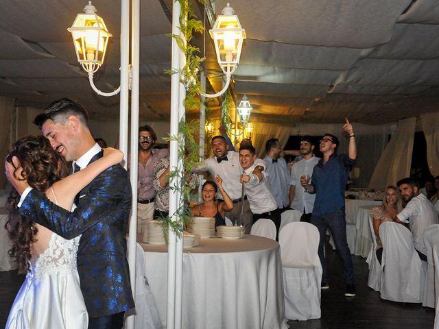 Il matrimonio di Martino e Viviana a Legnago, Verona 41
