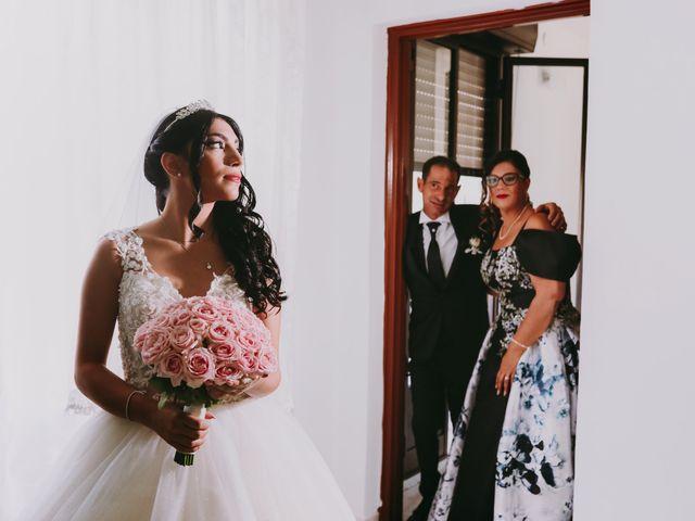 Il matrimonio di Celine e Ernesto a Vittoria, Ragusa 8