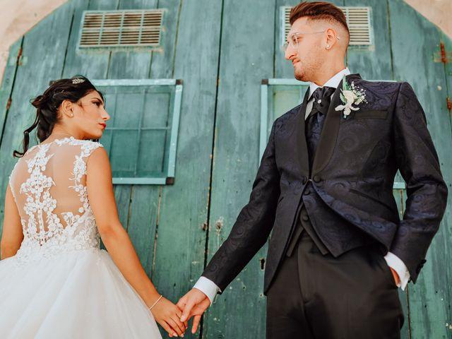 Il matrimonio di Celine e Ernesto a Vittoria, Ragusa 14