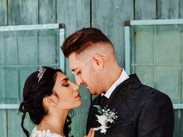 Il matrimonio di Celine e Ernesto a Vittoria, Ragusa 15