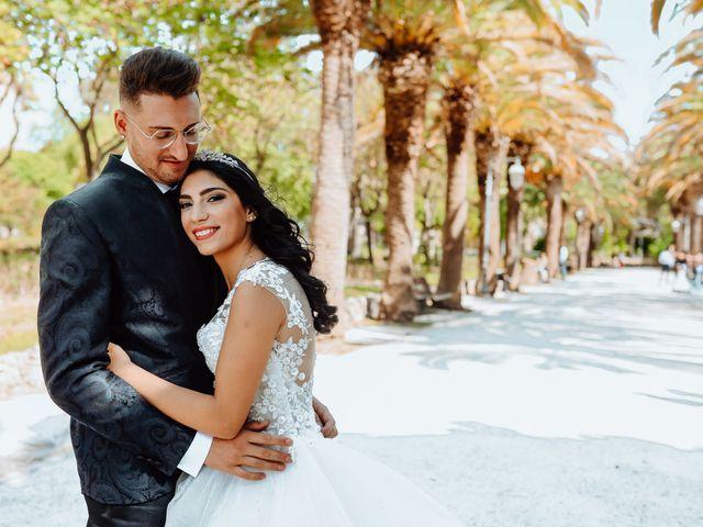 Il matrimonio di Celine e Ernesto a Vittoria, Ragusa 18