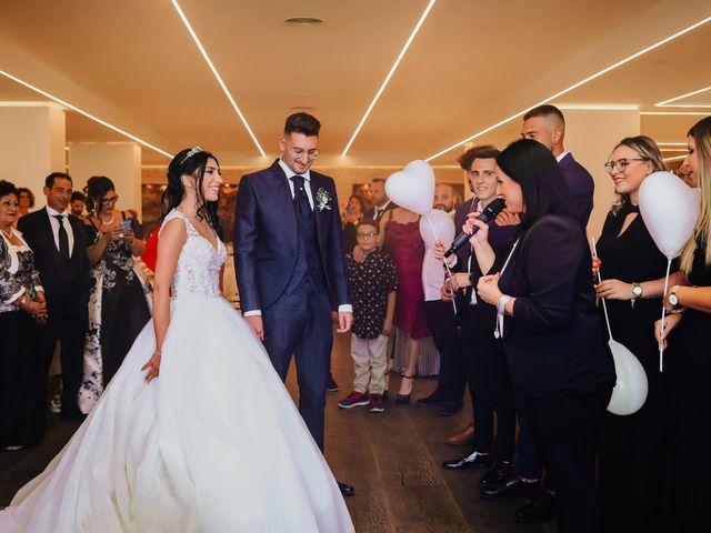 Il matrimonio di Celine e Ernesto a Vittoria, Ragusa 20