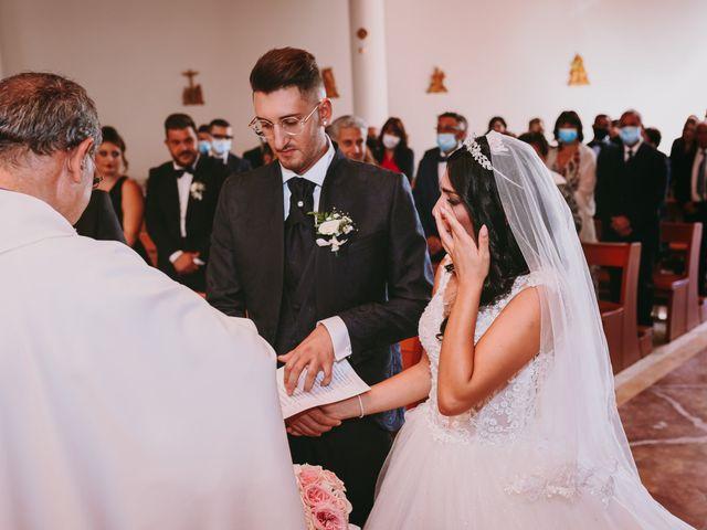Il matrimonio di Celine e Ernesto a Vittoria, Ragusa 12