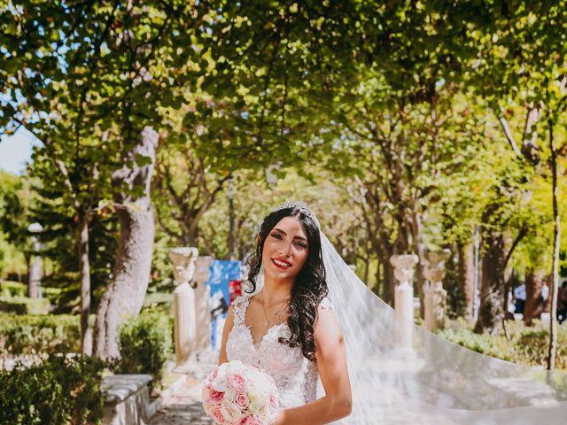 Il matrimonio di Celine e Ernesto a Vittoria, Ragusa 17