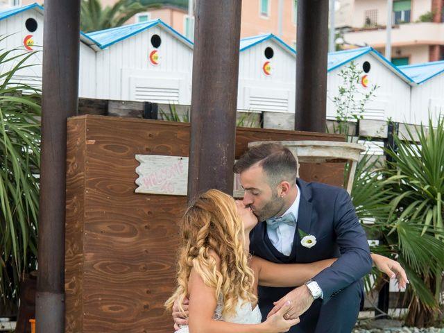 Il matrimonio di Carmine e Giulia a Genova, Genova 48