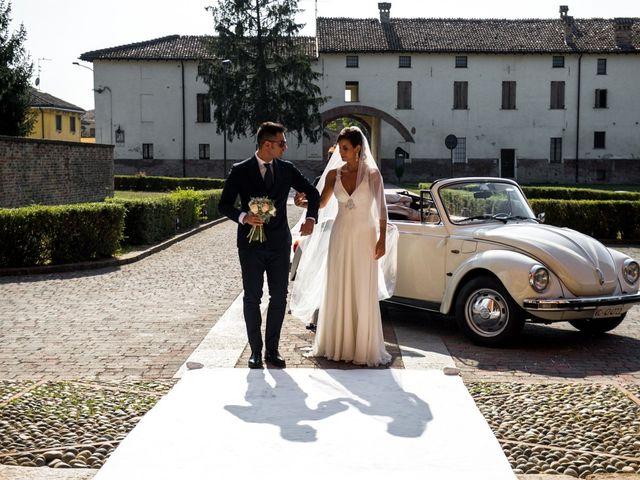 Il matrimonio di Matteo e Nicole a Cortemaggiore, Piacenza 6