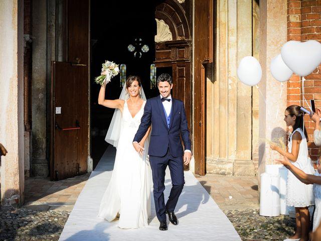 Il matrimonio di Matteo e Nicole a Cortemaggiore, Piacenza 7