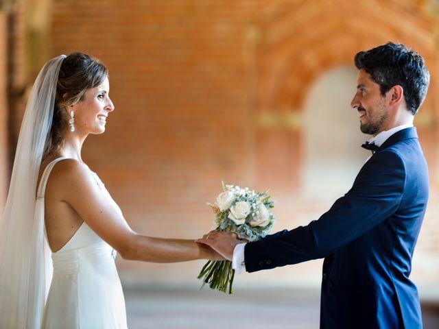 Il matrimonio di Matteo e Nicole a Cortemaggiore, Piacenza 11