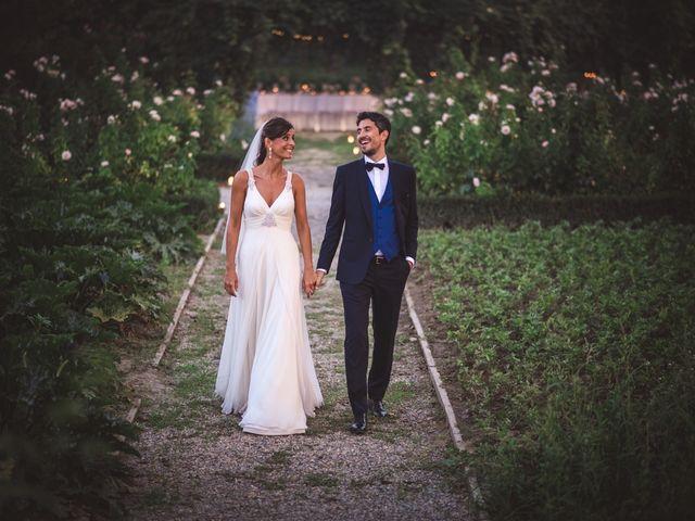 Il matrimonio di Matteo e Nicole a Cortemaggiore, Piacenza 14