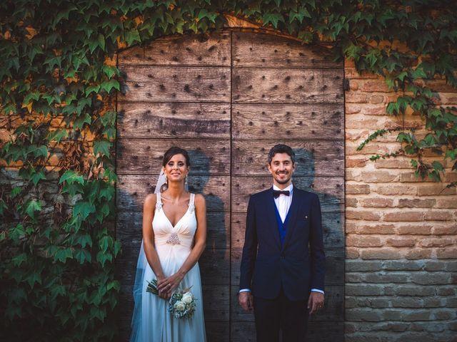 Il matrimonio di Matteo e Nicole a Cortemaggiore, Piacenza 16