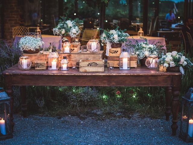 Il matrimonio di Matteo e Nicole a Cortemaggiore, Piacenza 21