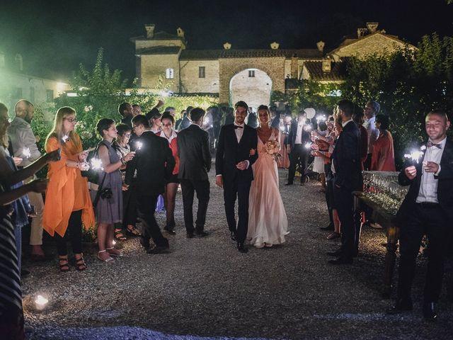 Il matrimonio di Matteo e Nicole a Cortemaggiore, Piacenza 24