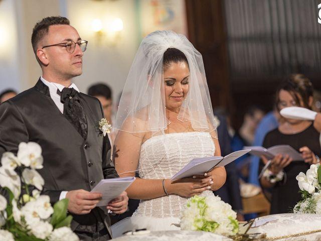 Il matrimonio di Toni e Serena a Castelfidardo, Ancona 3