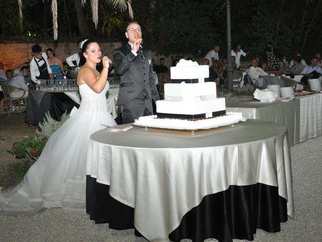 Il matrimonio di Toni e Serena a Castelfidardo, Ancona 1