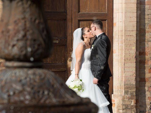 Il matrimonio di Toni e Serena a Castelfidardo, Ancona 5
