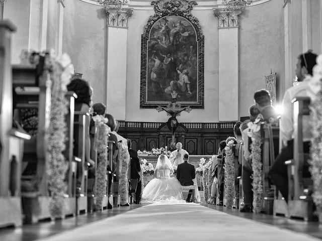 Il matrimonio di Toni e Serena a Castelfidardo, Ancona 8