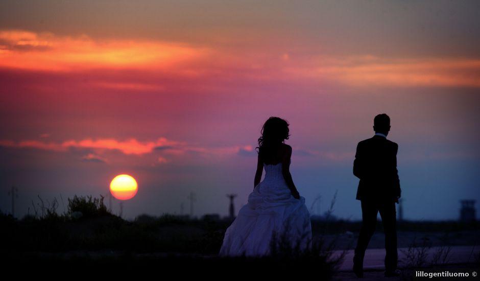 Il matrimonio di Giuseppe e Maria a Barletta, Bari