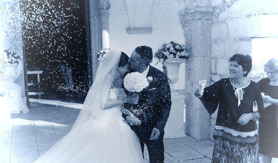 Il matrimonio di Fiorella e Lino a Spigno Saturnia, Latina