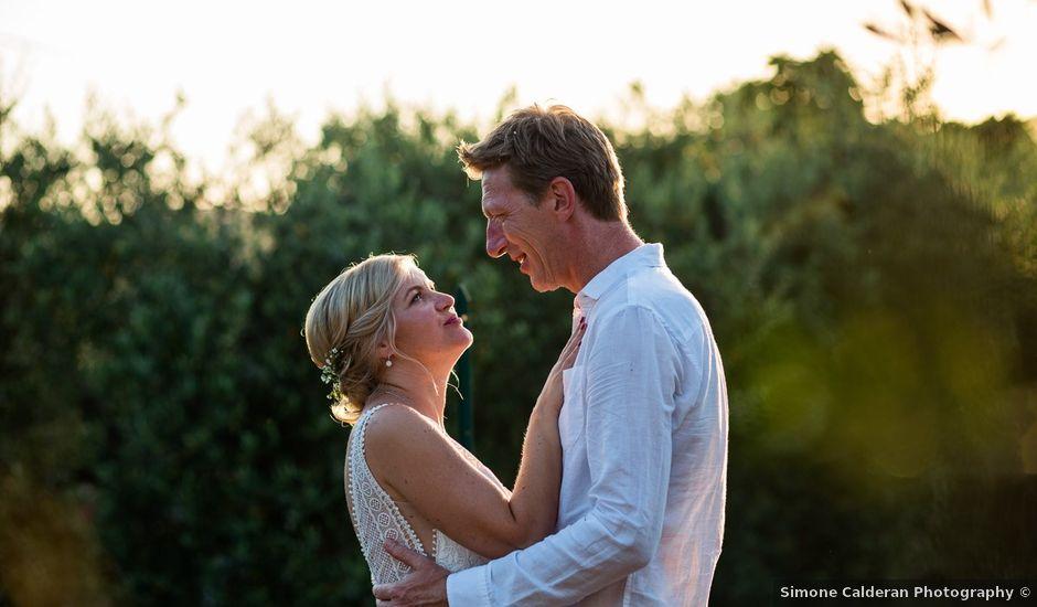Il matrimonio di Nathanaelle e Jan a Sonnino, Latina