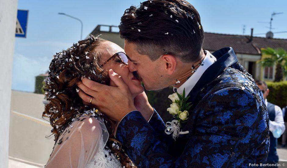 Il matrimonio di Martino e Viviana a Legnago, Verona