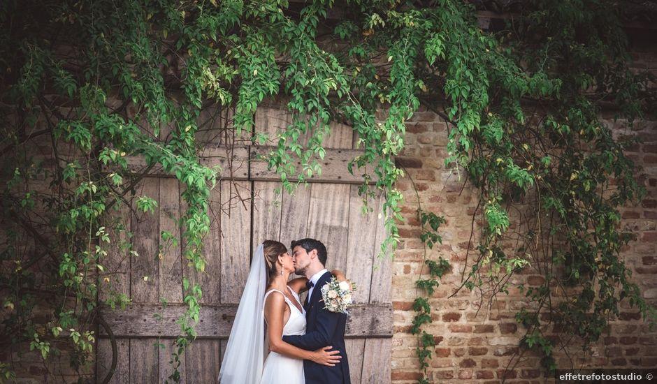 Il matrimonio di Matteo e Nicole a Cortemaggiore, Piacenza