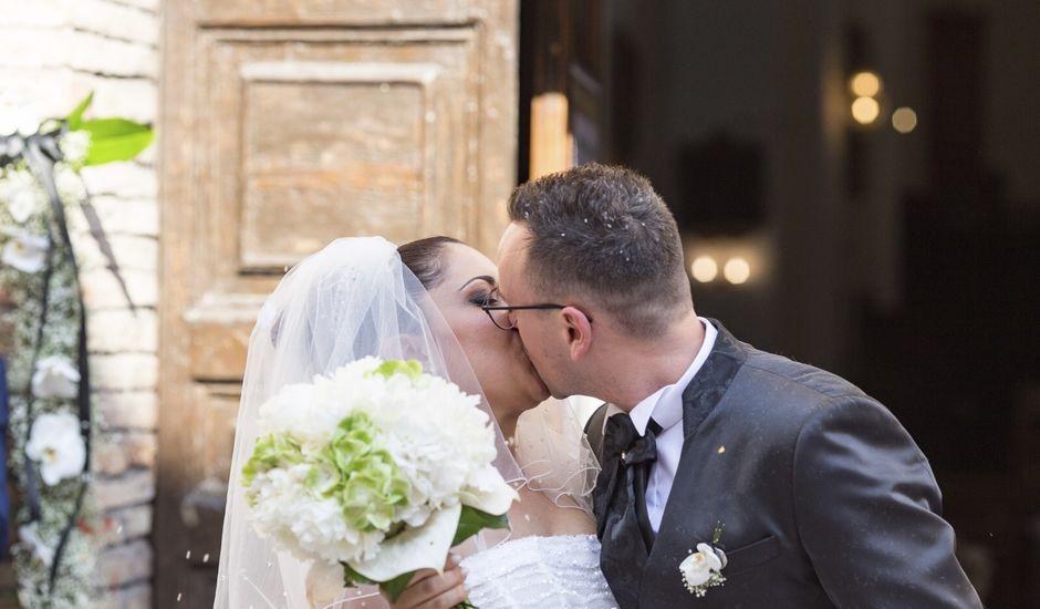 Il matrimonio di Toni e Serena a Castelfidardo, Ancona
