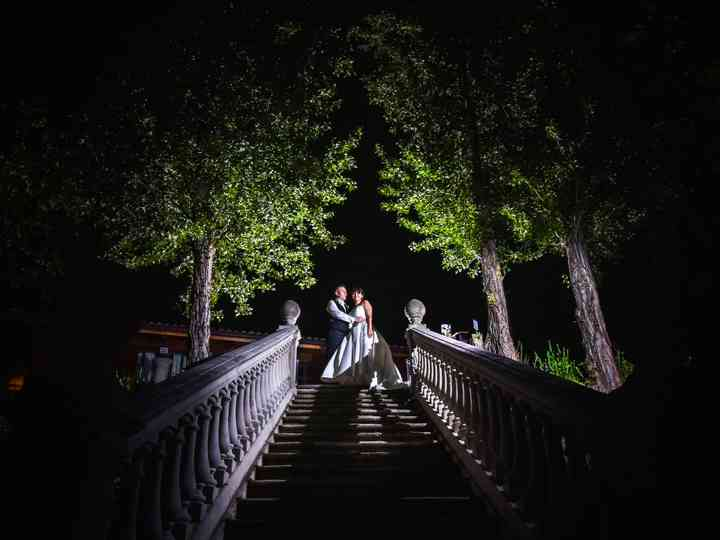 le nozze di Ilaria e Davide