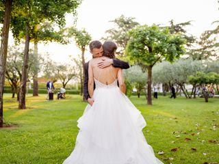 le nozze di Gledis e Federico 1