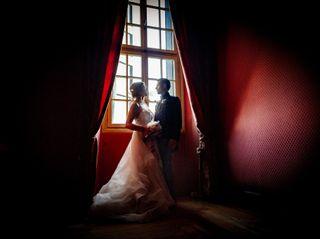 Le nozze di Gledis e Federico