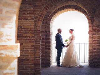 Le nozze di Antonia e Luca