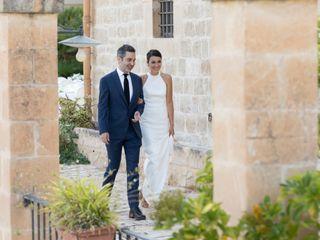 Le nozze di Jennifer e Michael