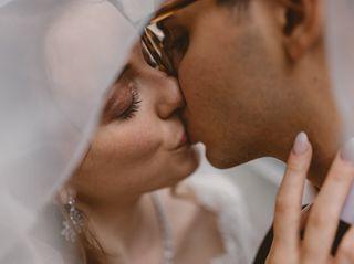 Le nozze di Noemi e Ruben
