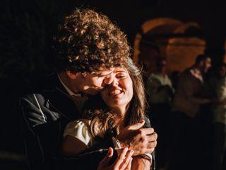 Le nozze di Giorgia e Piero