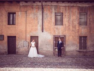 Le nozze di Aurora e Corrado