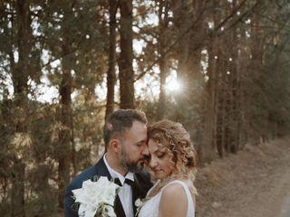 Le nozze di Monia e Vittorio 1