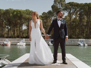 Le nozze di Monia e Vittorio