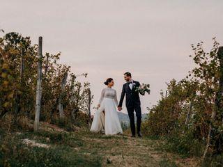Le nozze di Alessia e Armando