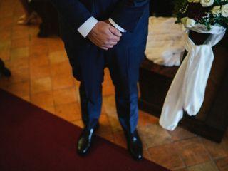 Le nozze di Renato e Cecilia 1
